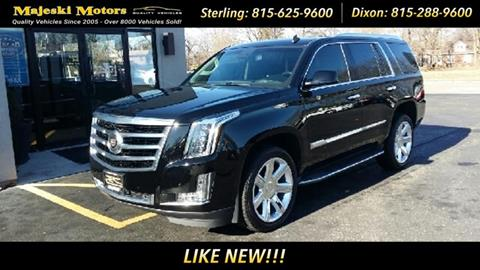 Used cadillac for sale in sterling il for Majeski motors sterling illinois