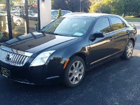 2010 Mercury Milan for sale in Sterling, IL