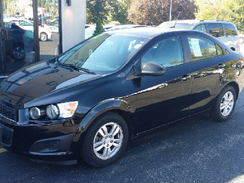 2012 Chevrolet Sonic for sale in Sterling, IL