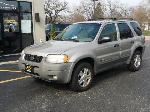 2001 Ford Escape for sale in Sterling, IL