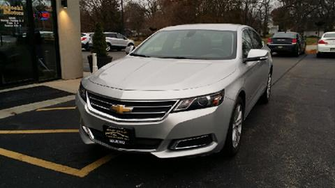 2017 Chevrolet Impala for sale in Sterling, IL