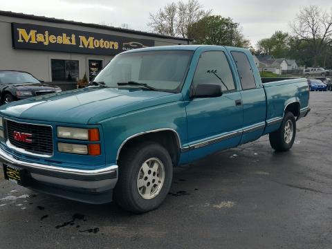1995 GMC Sierra 1500 for sale in Sterling, IL