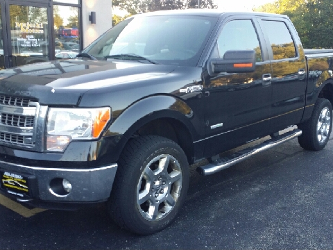 2013 Ford F-150 for sale in Sterling, IL