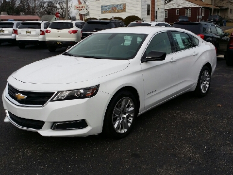 2016 Chevrolet Impala for sale in Sterling, IL