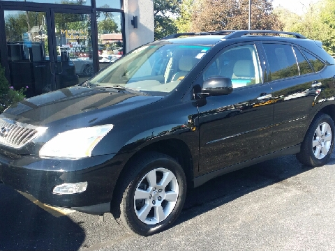 2009 Lexus RX 350 for sale in Sterling, IL