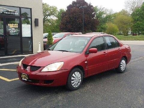 2005 Mitsubishi Lancer for sale in Sterling, IL