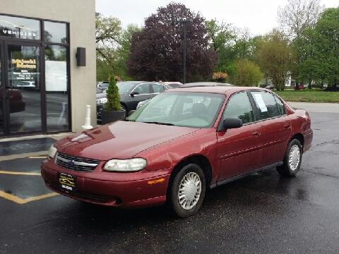 2003 Chevrolet Malibu for sale in Sterling, IL