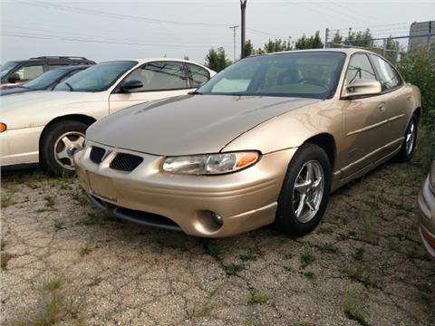 2000 Pontiac Grand Prix for sale in Sterling, IL
