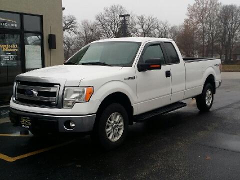 Pickup trucks for sale sterling il for Majeski motors sterling illinois