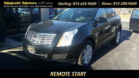 2015 Cadillac SRX for sale in Sterling, IL