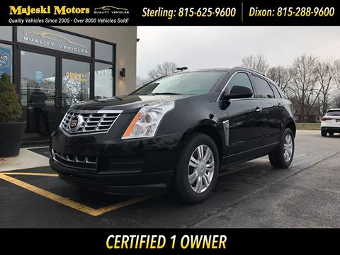 Used cadillac for sale in sterling il for Majeski motors sterling il