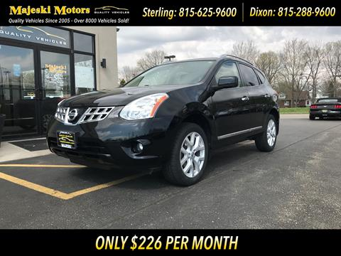 2013 nissan rogue for sale in illinois for Majeski motors sterling il