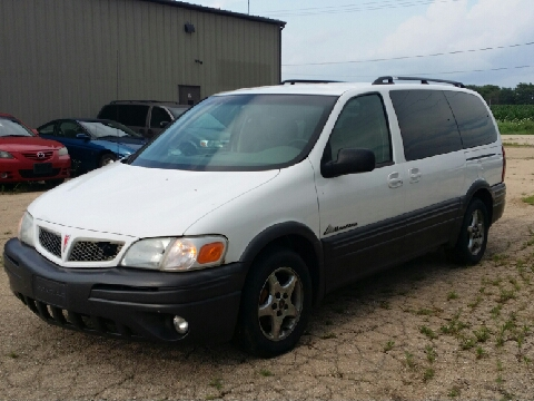 2004 Pontiac Montana for sale in Sterling, IL
