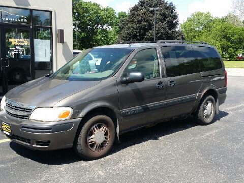 2002 Chevrolet Venture for sale in Sterling, IL
