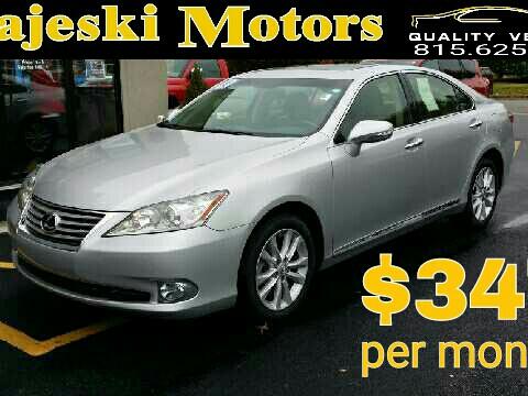 Lexus for sale sterling il for Majeski motors sterling il
