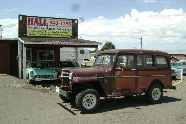 1956 Willys OVERLAND WAGON for sale in Redmond OR