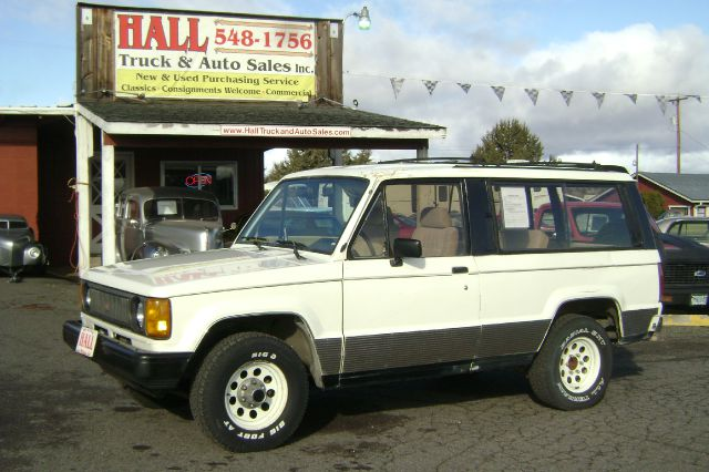 1986 Isuzu Trooper II