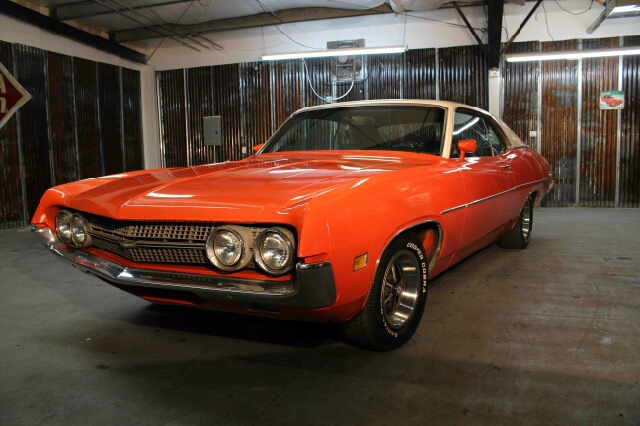 1970 ford fairlane torino 500 in redmond or hall truck. Black Bedroom Furniture Sets. Home Design Ideas