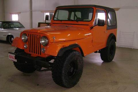 1977 Jeep CJ-7 for sale in Redmond, OR