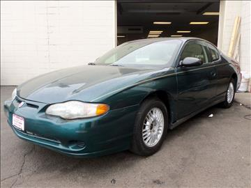 2000 Chevrolet Monte Carlo for sale in Middletown, OH