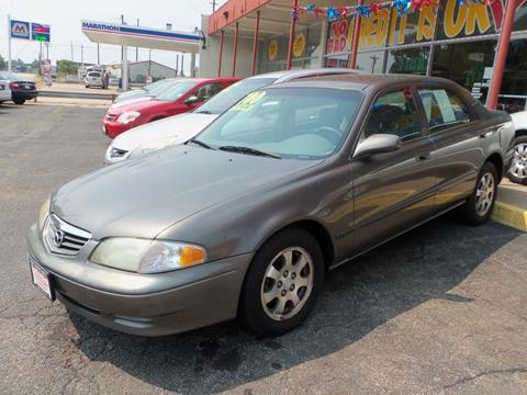 2002 Mazda 626 for sale in Middletown, OH