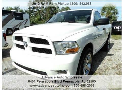 2012 RAM Ram Pickup 1500 for sale in Pensacola, FL