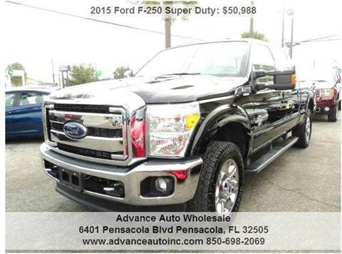 2015 Ford F-250 Super Duty for sale in Pensacola, FL