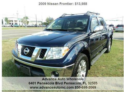 2009 Nissan Frontier for sale in Pensacola, FL