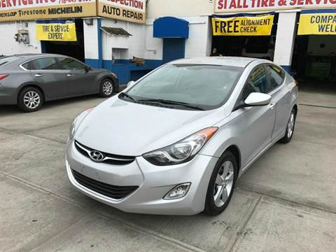 2013 Hyundai Elantra for sale in Staten Island, NY