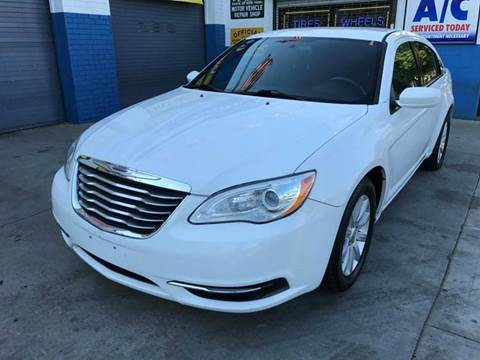 2013 Chrysler 200 for sale in Staten Island, NY