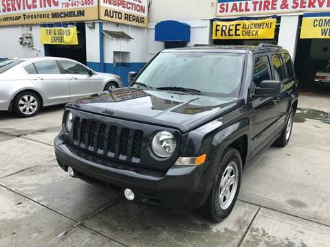 2015 Jeep Patriot for sale in Staten Island, NY