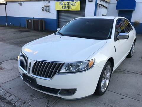 2012 Lincoln MKZ for sale in Staten Island, NY