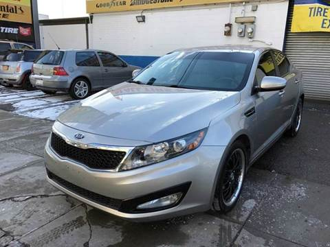2012 Kia Optima for sale in Staten Island, NY