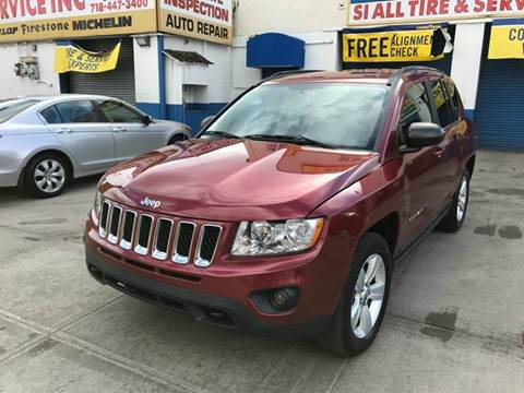 2011 Jeep Compass for sale in Staten Island, NY