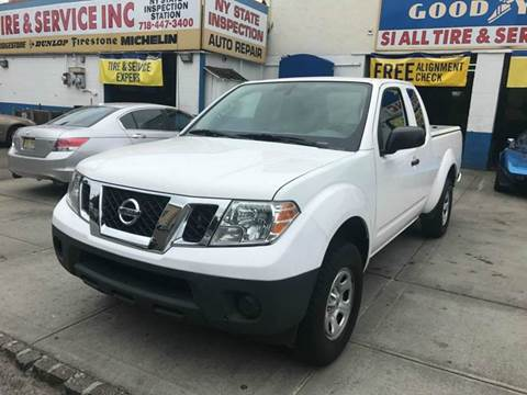 2012 Nissan Frontier for sale in Staten Island, NY