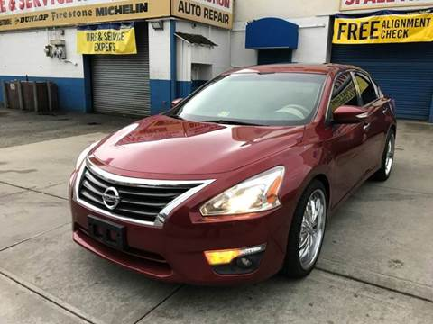 2013 Nissan Altima for sale in Staten Island, NY
