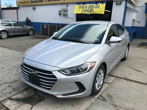 2017 Hyundai Elantra for sale in Staten Island, NY