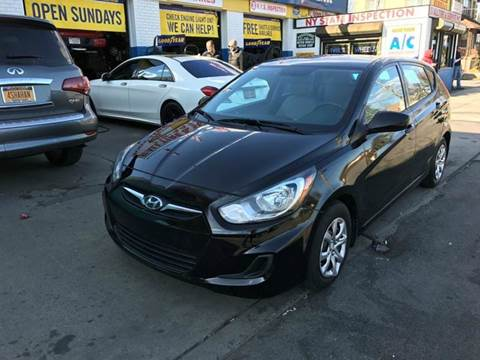 2013 Hyundai Accent for sale in Staten Island, NY