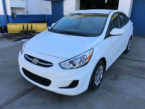 2016 Hyundai Accent for sale in Staten Island, NY