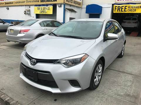 2015 Toyota Corolla for sale in Staten Island, NY