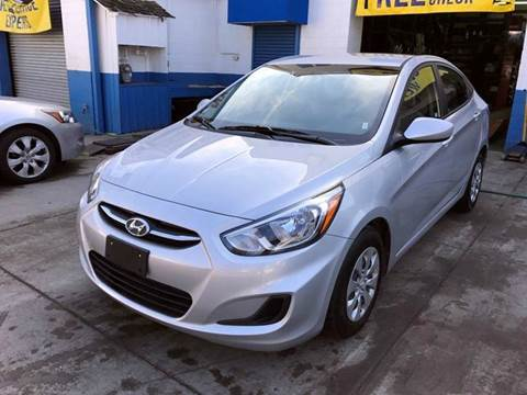 2015 Hyundai Accent for sale in Staten Island, NY