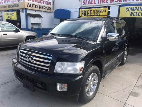 2006 Infiniti QX56 for sale in Staten Island, NY