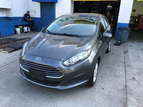 2015 Ford Fiesta for sale in Staten Island, NY