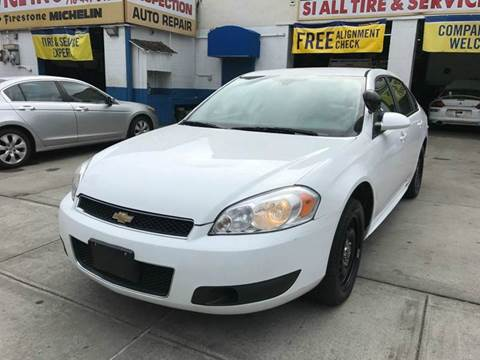 2012 Chevrolet Impala for sale in Staten Island, NY