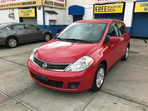 2012 Nissan Versa for sale in Staten Island, NY