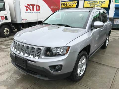 2016 Jeep Compass for sale in Staten Island, NY