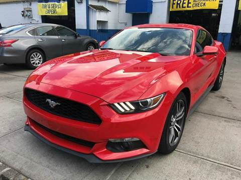 2015 Ford Mustang for sale in Staten Island, NY