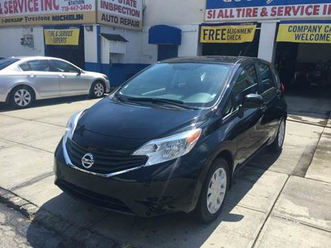 2014 Nissan Versa Note for sale in Staten Island, NY