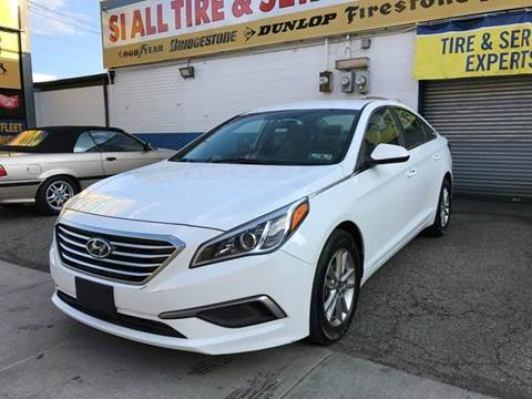 2016 Hyundai Sonata for sale in Staten Island, NY