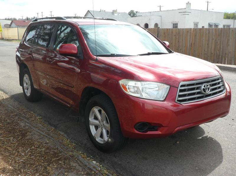 2009 Toyota Highlander 1-OWNER AWD 3RD ROW SEAT - Colorado Springs CO